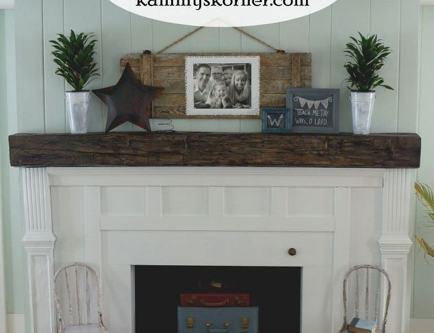 Fireplace Facelift Inspirational 12 Simple Tricks to Instantly Brighten Your Dark Fireplace