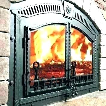 fireplace fan for wood burning gas kit