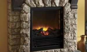 10 Lovely Fireplace Faux Stone