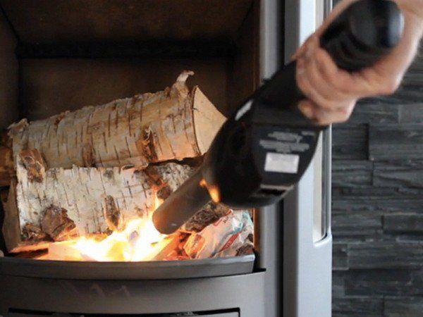 Fireplace Fire Starter New Rapid Fire Starter Airlighter 420 Gift Items