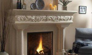 18 Elegant Fireplace Furnishings