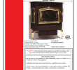 Fireplace Grate Heater Elegant Country Flame Hr 01 Operating Instructions