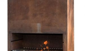 14 Inspirational Fireplace Grills and More