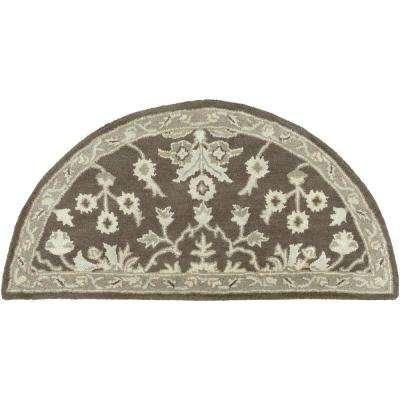 chocolate artistic weavers area rugs s 64 400 pressed