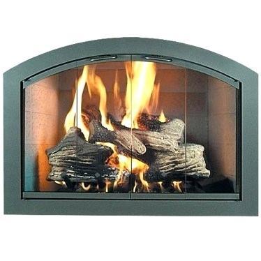 wood burning fireplace doors with blower heritage full arch custom masonry fireplace door wood burning fireplace doors with blower