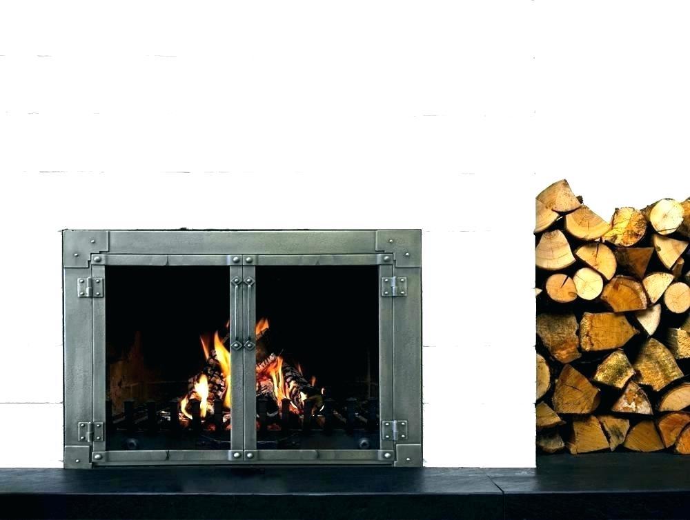 fireplace reflector heat home depot h