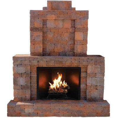 sierra blend pavestone fire pits 64 400 pressed