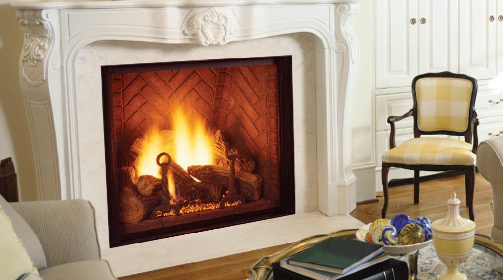 DirectVent FireplaceStoveSystems 9 P