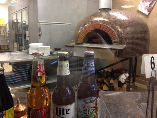 fire wood oven
