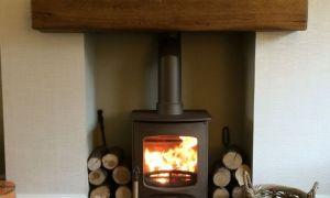 21 Beautiful Fireplace Log