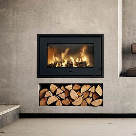 Fireplace Log Inserts Luxury Image Result for Built In Log Burner with Logs Underneath