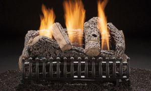 19 Awesome Fireplace Log Sets