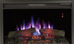 13 New Fireplace Logs Electric