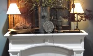 20 Unique Fireplace Mantel Mirror
