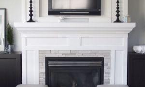 25 Best Of Fireplace Mantel Mounts