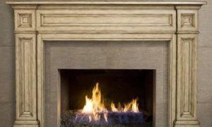 12 Elegant Fireplace Mantel Surround Kit