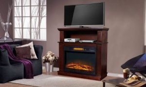 25 Luxury Fireplace Mantel Tv Stand