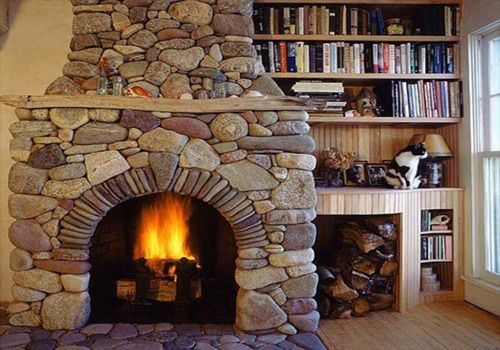 Fireplace Masonry Luxury Fireplaces Should Always E with A Built In Wood Holder