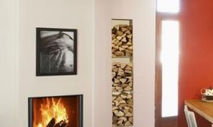 15 Awesome Fireplace Materials