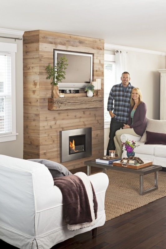 Fireplace On the Wall Awesome Simple Fireplace Upgrades
