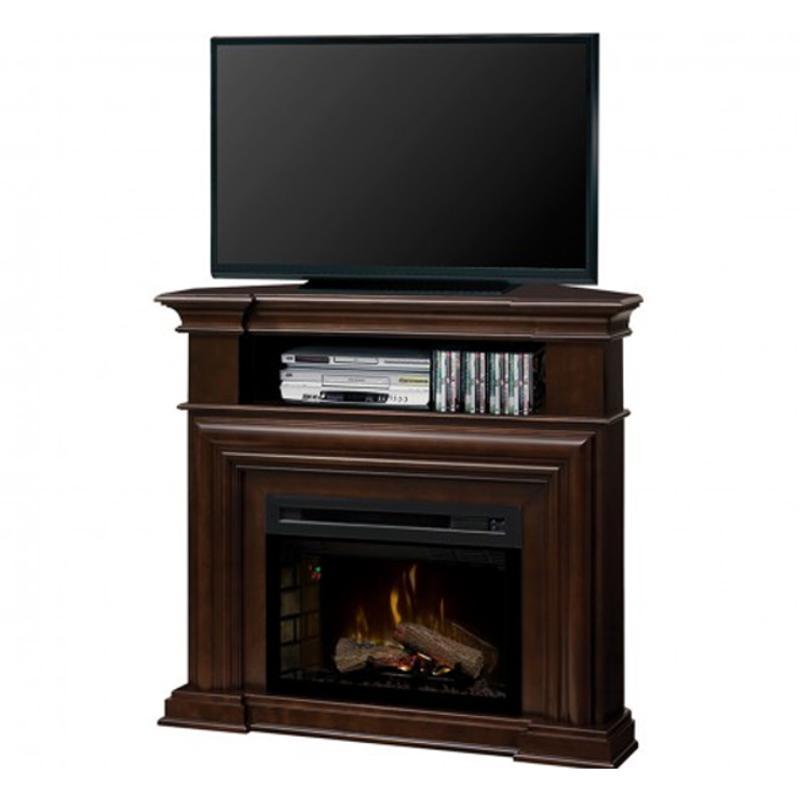 Fireplace Remote Control Elegant Dm25 1057e Dimplex Fireplaces Montgomery Espresso Corner Mantel Console 25in Log Fireplace