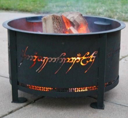 Fireplace Ring Fresh E Ring Firepit A Horse is Not A Home