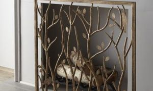 13 Inspirational Fireplace Screens Covers