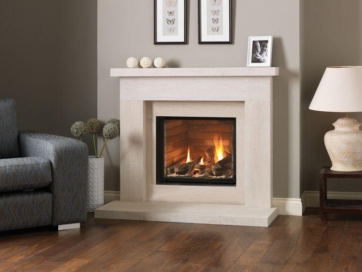 Fireplace Showroom Elegant Model Infinity 480fl Beckford Limestone Suite