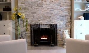 24 Elegant Fireplace Stone Surround