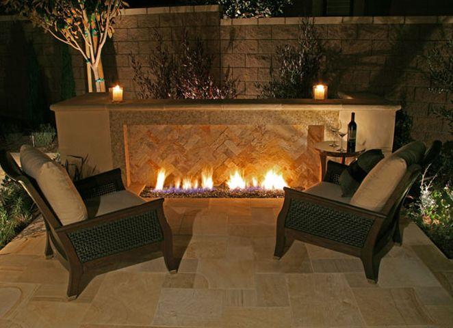 Fireplace Store Los Angeles Luxury Outdoor Gas Fireplace W Herringbone Brick Repin by