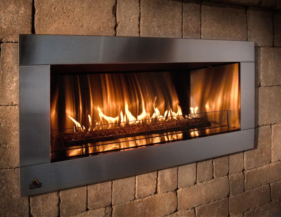 firegear OD42 Fireplace Kit Rochester Close up