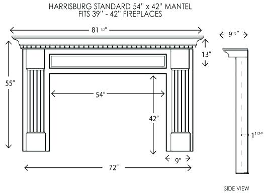 post fireplace mantel code gas hearth requirements building mantels surround and wood