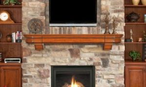 22 Unique Fireplace Surrounds Stone