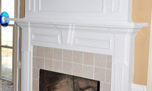 10 Lovely Fireplace Trim Ideas