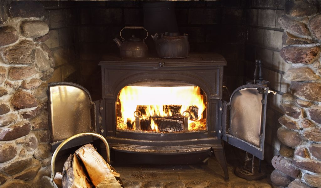 used wood burning fireplace inserts for sale wood heat vs pellet stoves of used wood burning fireplace inserts for sale 1024x600