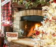 Fireplace Xmas Decorations Lovely 20 Insanely Gorgeous Christmas Mantel Ideas You Need to Copy
