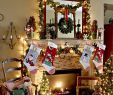Fireplace Xmas Decorations Luxury 10 Christmas Mantels Santa Would Be Lucky to Land Under