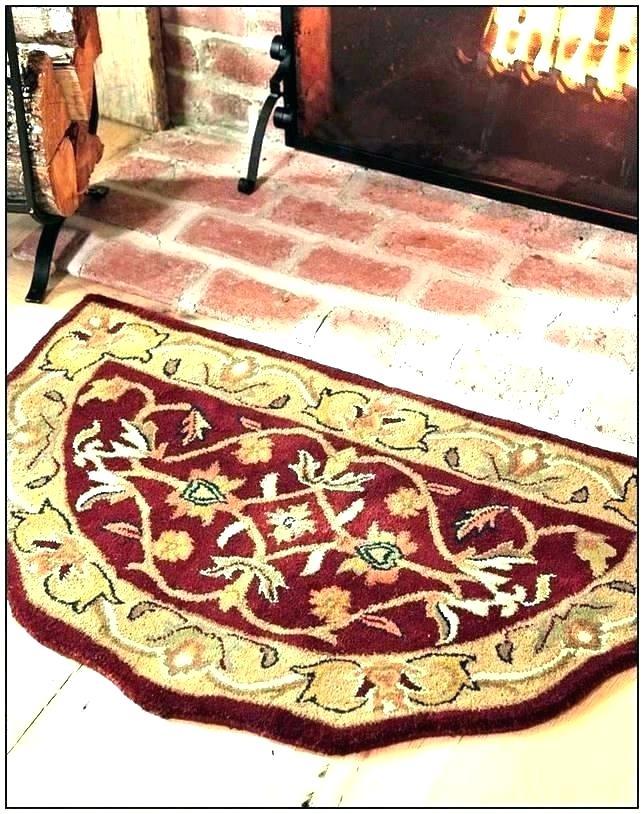 fire resistant rugs walmart fireproof fireplace hearth rug retardant
