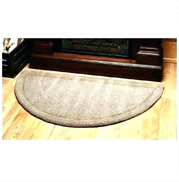 fire resistant rugs walmart fireproof hearth fireplace rug mat carpet half round tar retardant