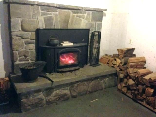 gas fire starter for wood fireplace od burning with kit propane