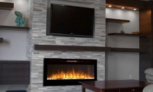 19 Lovely Flat Electric Fireplace