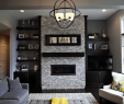 Floating Shelves Next to Fireplace New Beautiful Living Rooms with Built In Shelving
