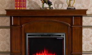 17 Luxury Free Standing Electric Fireplace