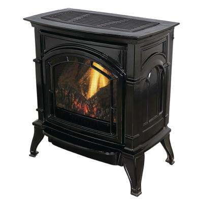 ashley hearth products freestanding gas stoves agc500vfbn 64 400 pressed