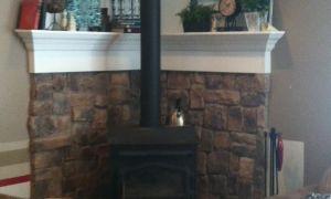 29 Best Of Freestanding Fireplace Mantel