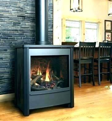 Gas and Wood Fireplace Combo Beautiful Convert Wood Burning Stove to Gas – Dumat