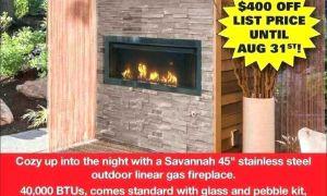 19 Beautiful Gas Fireplace Conversion Kit