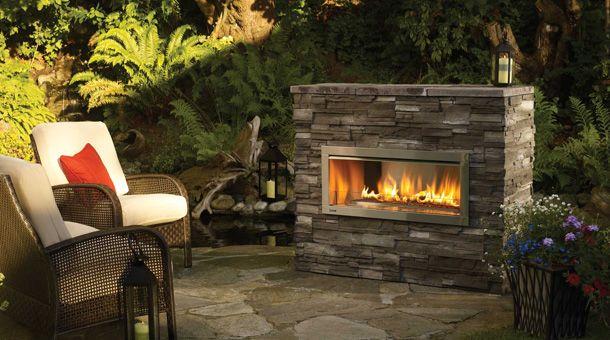 Gas Fireplace for Deck Inspirational Regency Horizon Hzo42 Contemporary Outdoor Gas Fireplace