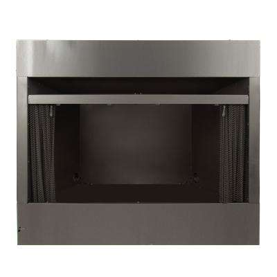 pleasant hearth gas fireplace inserts phzc32f 64 400 pressed
