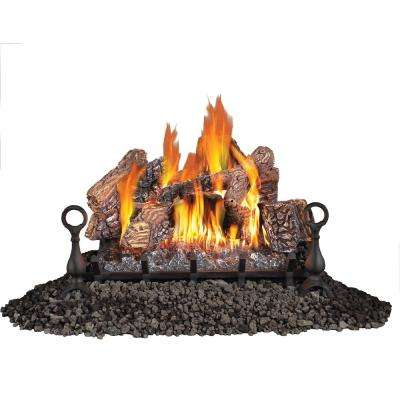 napoleon ventless gas fireplace logs gvfl30p 64 400 pressed